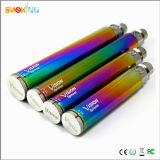 2014 New Battery, Twist Battery, 1300mAh Vision Spinner, Electronic Cigarette (Rainbow Vision Spinner)