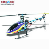 Xyh 450p Electric Helicopter with Fs-Ct6b 2.4G 6 Channel Right Hand Throttle Ready to Fly (Standard Version half metal)