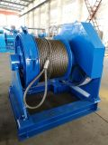 Electric Vertical Capstan Marine Anchor Winch Lifting Equipment