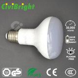 Ce / RoHS Aluminium Plastic 3W LED R Lamp