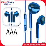 Mobile Phone Accessories Multiple Color Earphone with Line Control