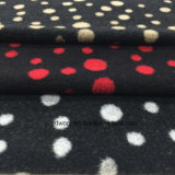 Roundness Jacquard Wool Fabric Three Styles