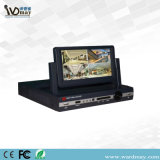 "Home Security 8CH 7"" Monitor H. 264 CCTV LCD Combo Wdm DVR"