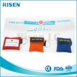Hot Selling CPR Mask/CPR Mask Keychain/Disposable CPR Mask