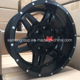 Hight Quality Aluminum Wheel Rim with Good Price 4*4SUV