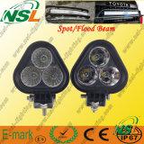 30W EMC LED Working Light, Triangle LED Work Light, LED Driving Light