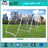 Outdoor Kids Playground Fitness Equipment 304 Stainless Steel Crawling Network