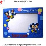 OEM Promotion 3D Soft PVC Photo Frame (YH-PF089)