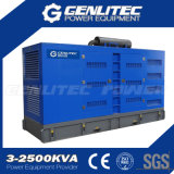 500kVA 400kw Soundproof Diesel Electric Generator with Cummins Engine