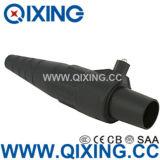 Cee Large Current Black Rhino Horn Plug / Socket