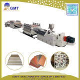 PVC Free Foam Laminated Board Plastic Extrusion Production Line