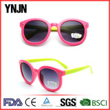 Cheap Wholesale Round Cute Children Sun Glasses with Ce FDA (YJ-K232)
