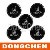 Factory Price out Door Use Logo Design 3m Epoxy Sticker