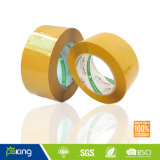 Tan Strong Adhesive BOPP Packing Tape for Box Sealing