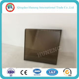 4mm Bronze Tinted Float Glass (size 1650X2140mm stock)