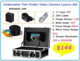 "7"" Color TFT Monitor Underwater Fish Finder Video Camera Luxury Set"