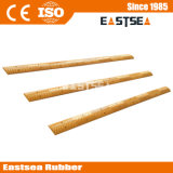 Road Safety Product PU Plastic Rumble Stripe Dome Bar