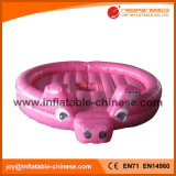 Inflatable Sports Games Interactive Pink Pig Mechanical Sport Games (T7-109)