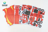 High Quality Various Paper Printing DIY Model (Craft)