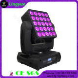 25X30W Stage Moving Head Beam DMX Controlled LED Matrix