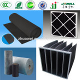 Chemical Odor Removal Activated Carbon Filter Foam Bag Type