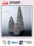Paint Your Own Ceramic Cheap Flower Vase for Decoration
