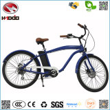New Man Beach Cruiser Electric Bike En15194 Bicycle Pedal Assisted E-Bike Pedal Vehicle