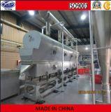 Aluminium Sulfate Vibrating Fluid Bed Drying Machine