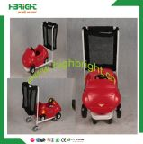 Shopping Mall Nesting Kids Play Shopping Cartk Trolley Cart with Toy Car