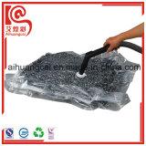 3D Shape Plastic Vacuum Bag for Clothes Storage