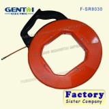 Orange Plastic Case Easy to Use Steel Wire Rope Puller