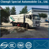 Deisel Engine Brand New Clw Trucks Road Washer Sweeper Truck