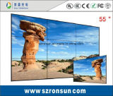 Supper Narrow Bezel 55inch 1920*1080 Slim Splicing LCD Video Wall Screen