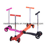 Good Price and Quality 3 Wheel Aluminium Sport Foot Kick Scooter Ms-Sc005