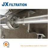 Stainless Steel Spiral Rotary Drum Screen Filter