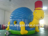 Inflatable Turtle Bouncy Castle, Jumping Castle
