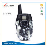 Lt-A7 Frs PMR Ham Radio Mini Walkie Talkie for Kids