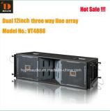 Jbl Vt4888 Line Array Speaker Double 15 Inch Three-Way Audio
