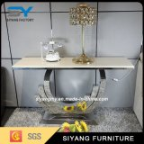 Marble Top Console Table Hot Sale