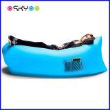 Wholesale Inflatable Air Bag Chair Sofa Banana Sleeping Bag for Outdoor Camping
