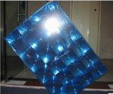 Large Solar Concentrating Optical Fresnel Lens