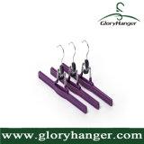 PVC Coated Metal Skirt Hanger Bottom Hanger