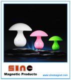 Fashion Mushroom Magnetic Levitation Music Night Lamp with Bluetooth Speaker