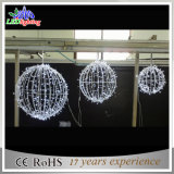 Outdoor Decorations 3D LED Motif Light Small Christmas Ball