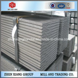 Hot Rolled High Quality Low Carbon Mild Alloy Steel Mill for Flat Bar, I Type Serrated Flat Bar, Edging Flat Bar