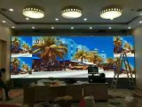 LED Sign Screen P7.62-8s Colorful Graphics LED Display Screen