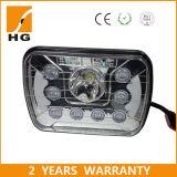 Hi/Low LED Headlight 7X6 LED Headlight 55W/35W