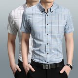 Lasted Pattern High Quality Men′s Shirts Made in China