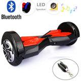Electric Self-Balancing Drifting Skateboard with Bluetooth/LED Light