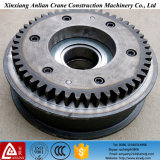 High Performance Al Crane Rail Wheel for Single Bridge Crane